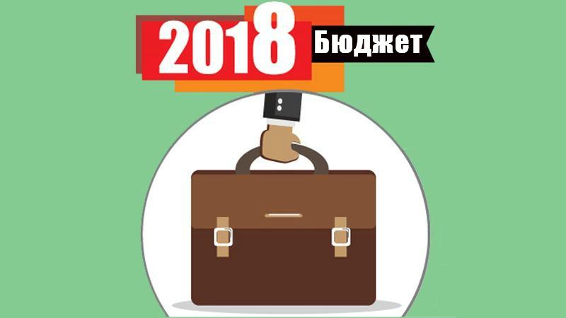 Бюджет 2018