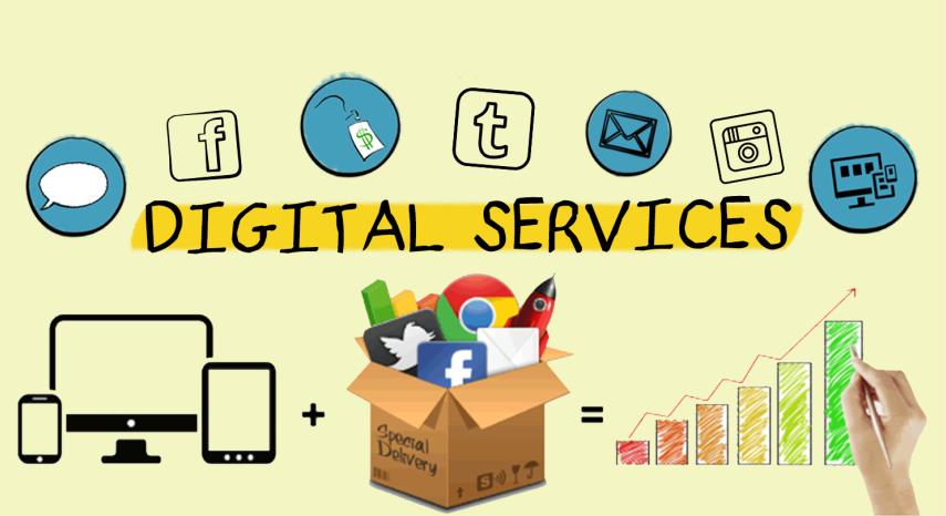 дигитално обслужване