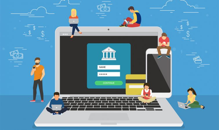 Онлайн банкирането - добрата алтернатива за контрол над парите си!