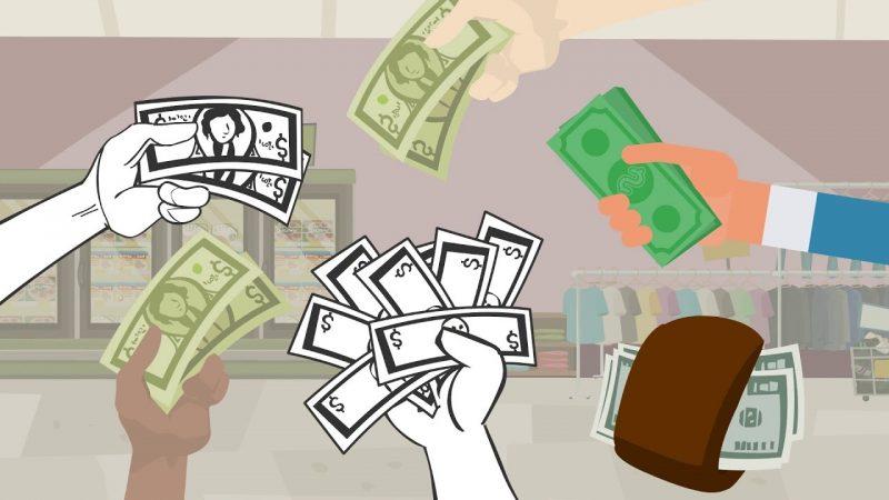 Странни факти за парите