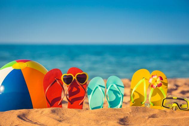 слънце, плаж, почивка