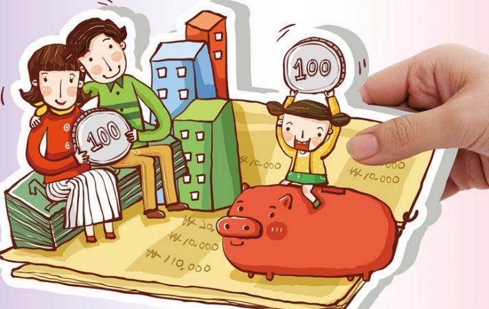 семейния бюджет