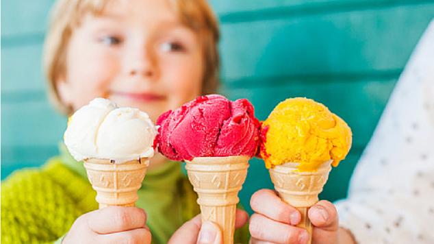 NN Kids Run подарява ваучер за сладолед