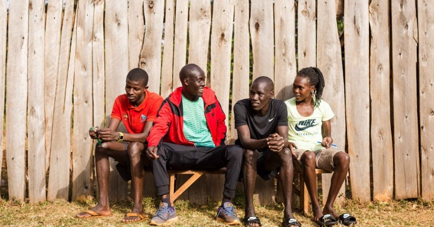 Един ден от живота на състезател в лагера Капчорва