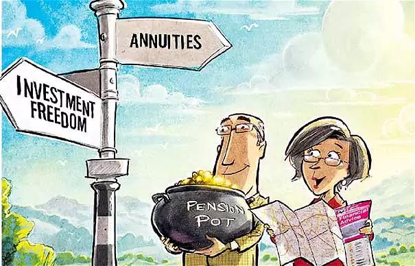 Богати пенсионери