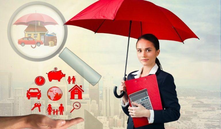 жена, защита, застраховка